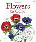 Flowers to Color Cover Image