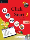 Click Start Level 2 Student's Book: Computer Science for Schools [With CDROM] (Cbse - Computer Science) Cover Image