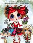 Sherri Baldy My Besties Magical Winter Coloring Book Cover Image