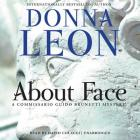 About Face Lib/E (Commissario Guido Brunetti Mysteries (Audio) #18) Cover Image