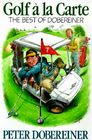 Golf a la Carte Cover Image