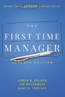 The First-Time Manager Cover Image