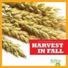 Harvest in Fall (What Happens in Fall?) Cover Image
