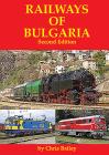 Railways of Bulgaria Cover Image
