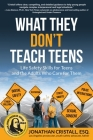 What They Don't Teach Teens: Life Safety Skills for Teens and the Adults Who Care for Them Cover Image
