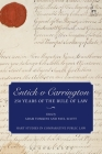 Entick v Carrington: 250 Years of the Rule of Law (Hart Studies in Comparative Public Law #9) Cover Image