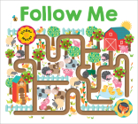 Maze Book: Follow Me (Finger Mazes) Cover Image