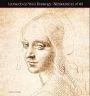 Leonardo Da Vinci Drawings Masterpieces of Art Cover Image