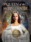 Queen of the Moon Oracle: Guidance through Lunar and Seasonal Energies (Rockpool Oracle Cards) Cover Image