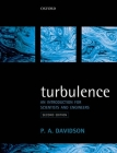 Turbulence: An Introduction for Scientists and Engineers Cover Image