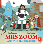 Mrs. Zoom & the Blue Rocket Cover Image