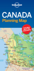 Lonely Planet Canada Planning Map (Planning Maps) Cover Image