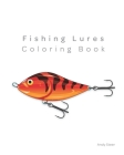 Fishing Lures - Coloring book Cover Image