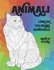 Libri da colorare Zendoodle - Meno di 10 euro - Animali Cover Image