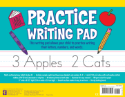 Practice Writing Pad (80 Sheets) Cover Image