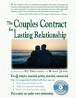 The Couples Contract for a Lasting Relationship [With CDROM] Cover Image