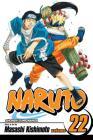 Naruto, Vol. 22 Cover Image