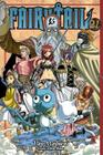 Fairy Tail V21 Cover Image