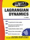 Schaum's Outline of Lagrangian Dynamics (Schaum's Outlines) Cover Image