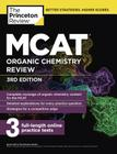 MCAT Organic Chemistry Review, 3rd Edition (Graduate School Test Preparation) Cover Image