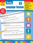 Daily Language Review Grade 4 Cover Image