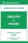 English-Maori Learner's Dictionary (Arranged by Themes, Beginner Level) Cover Image