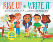 Rise Up and Write It: With Real Mail, Posters, and More! Cover Image