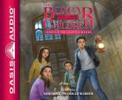 Hidden in the Haunted School (Library Edition) (The Boxcar Children Mysteries #144) Cover Image