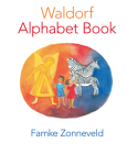 Waldorf Alphabet Book Cover Image