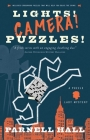 Lights! Camera! Puzzles!: A Puzzle Lady Mystery Cover Image