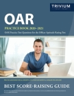 OAR Practice Book 2020-2021: OAR Practice Test Questions for the Officer Aptitude Rating Test Cover Image