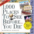 1,000 Places to See Before You Die Page-A-Day Calendar 2020 Cover Image