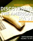 Discovering the American Past Volume I: To 1877: A Look at the Evidence Cover Image