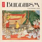 British Library - Buddhism Wall Calendar 2020 (Art Calendar) Cover Image