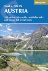 Walking in Austria: 101 Routes - Day Walks, Multi-day Treks and Classic Hut-to-Hut Tours Cover Image