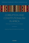 Corruption and Constitutionalism in Africa (Stellenbosch Handbooks in African Constitutional Law) Cover Image