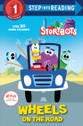 Wheels on the Road (StoryBots) (Step into Reading) Cover Image