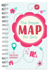 The Prayer Map®  for Girls: A Creative Journal (Faith Maps) Cover Image