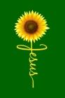 Jesus: Jesus Sunflower: 6