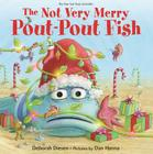 The Not Very Merry Pout-Pout Fish (A Pout-Pout Fish Adventure) Cover Image