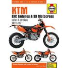 KTM EXC Enduro & SX Motocross, '00-'07 (Haynes Powersport) Cover Image