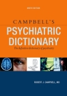 Campbell's Psychiatric Dictionary Cover Image