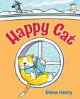 Happy Cat (I Like to Read) Cover Image