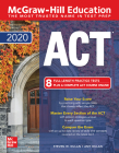 McGraw-Hill Education ACT 2020 Edition Cover Image