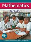 Mathematics for Csec CXC - A Caribbean Examinations Council Study Guide Cover Image