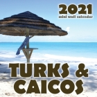 Turks & Caicos 2021 Mini Wall Calendar Cover Image