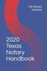2020 Texas Notary Handbook Cover Image
