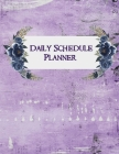 Daily Schedule Planner Cover Image