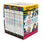 The Judy Moody Most Mood-tastic Collection Ever Cover Image