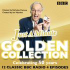 Just a Minute: The Golden Collection: Classic Episodes of the Much-Loved BBC Radio Comedy Game Cover Image